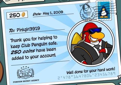 secretagentpostcardpaid